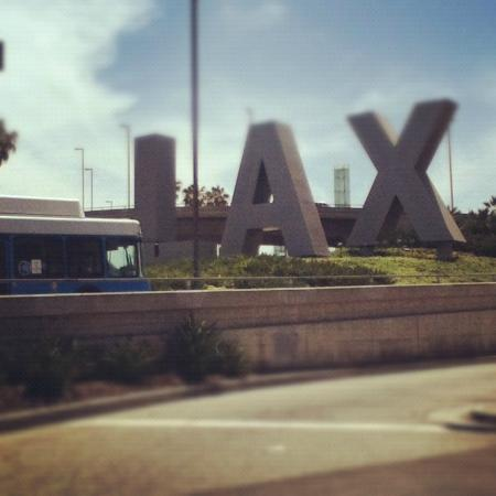 Hyatt Regency Los Angeles International Airport: LAX