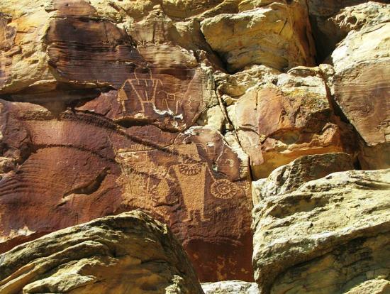 Mckee Springs Petroglyphs Dinosaur 2018 All You Need