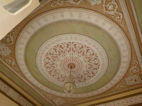 Jose de Alencar Theater : Detalhe do teto