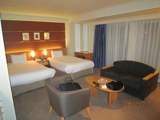Quintessa Hotel Sapporo: Sleep Quarters