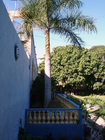 Hacienda San Pedro Nohpat: Garden