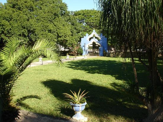 Hacienda San Pedro Nohpat: Gateway