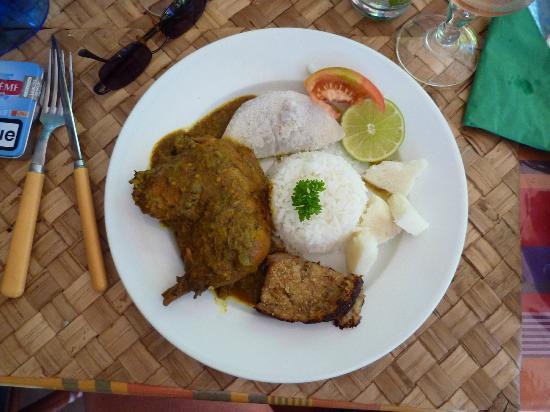 La Brise - Chez Charly: La bonne cuisine locale