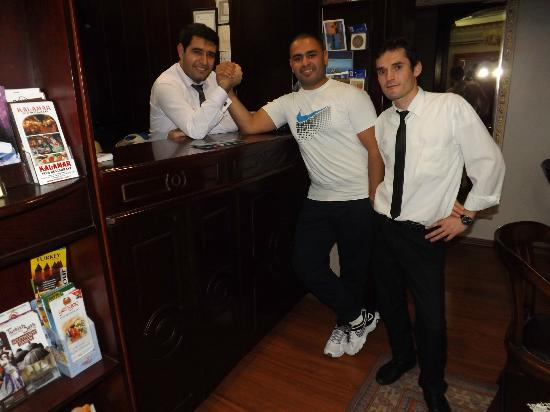 Adora Hotel: good staff