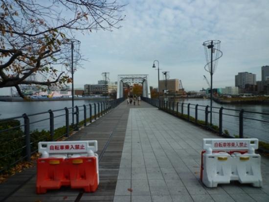 Kishamichi Promenade: 汽車道03 