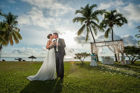 Sofitel Mauritius L'Imperial Resort & Spa: wedding pavilion