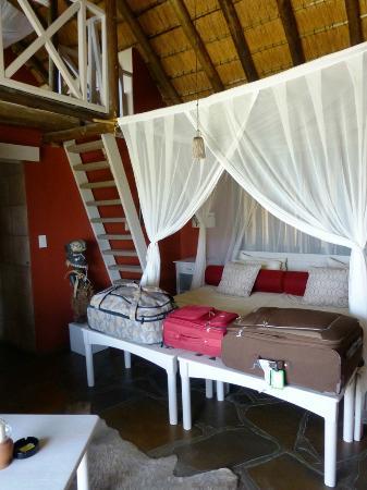 Vingerklip Lodge: Im Zimmer
