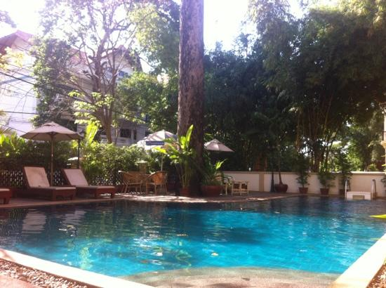 Grand Sunset Angkor Hotel: swimming pool