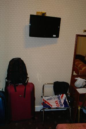 Avon Hotel: Scrivania