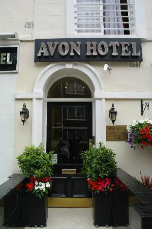 Avon Hotel: Ingresso