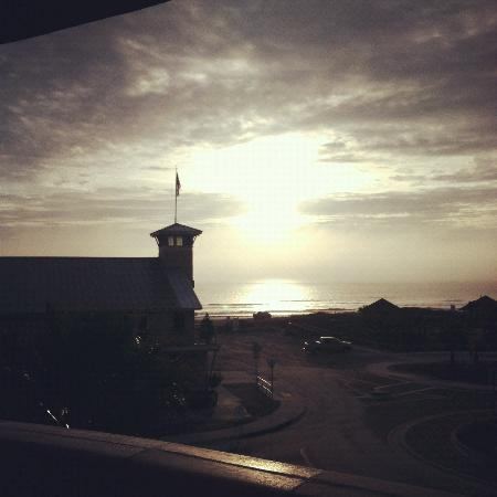 Amelia Hotel at the Beach: Our Morning View never got old :)
