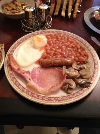 Avon Hotel: Tipical English Breakfast