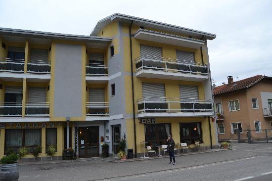 Hotel Raffl: Vista davanti dell'hotel