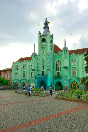 Mukacheve Town Hall