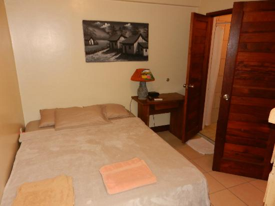 Art Hotel Managua: Single room
