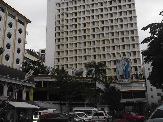 グレース ホテル, hotel