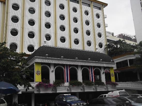 Grace Hotel: hotel