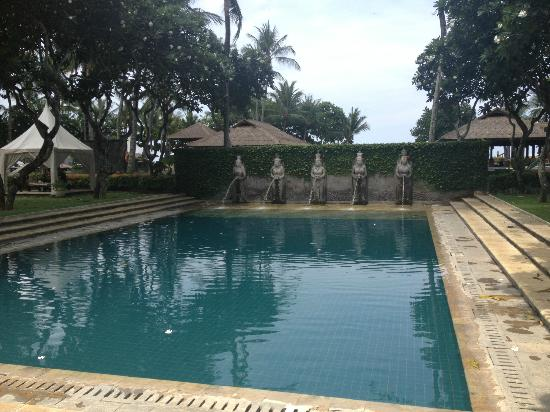 INTERCONTINENTAL Bali Resort: One of the pools