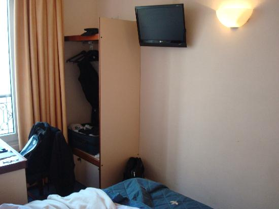 Abricotel Hotel : Vista de la pieza