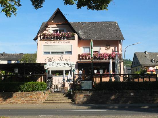 Hotel Cafe Rosi (Bernkastel Kues, Duitsland)   foto u0026#39;s, reviews en prijsvergelijking   TripAdvisor