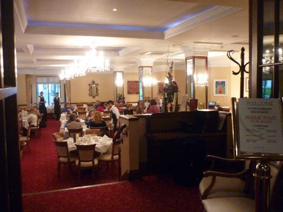 The Ardilaun Hotel: ottima colazione in un eccellente location