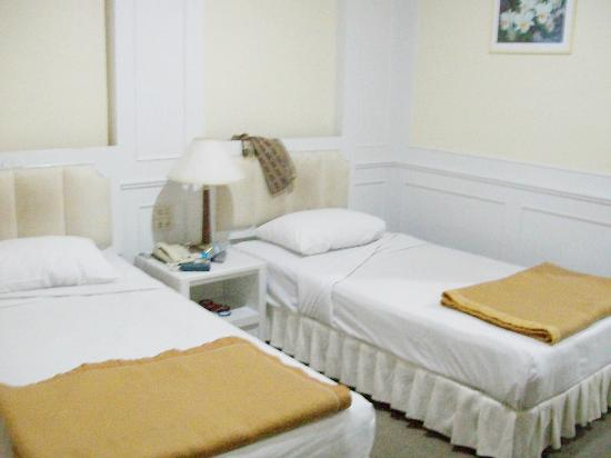 PJ Watergate Hotel: rom