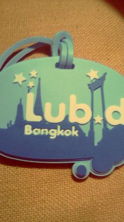 Lub d Bangkok Siam: Tag