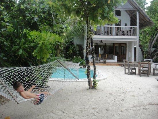 Soneva Fushi Resort: villa