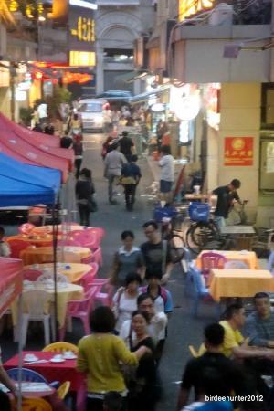 Xi Di Wan Hotel : Food street - Xi Hao 2 Malu