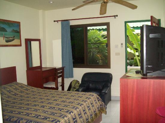 phuketgreenhome: Ma chambre au premier étage