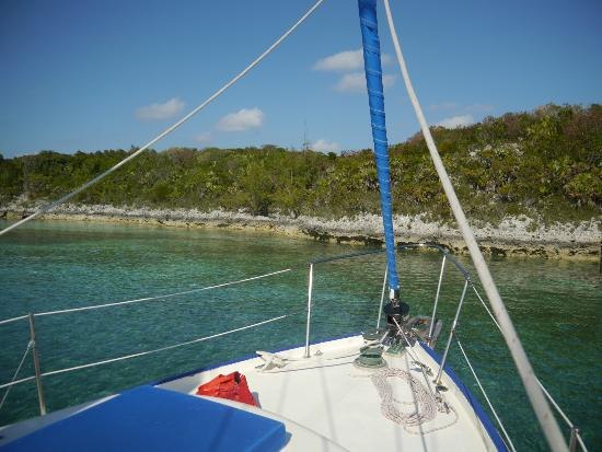 Breezes Resort & Spa Bahamas: Boat trip to Rose Island