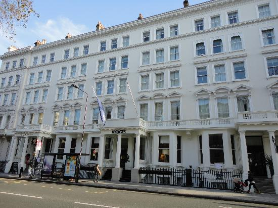 Rydges Kensington London: Aussenansicht