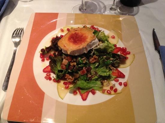 Masia Gallart : ensalada