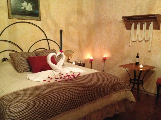 La Casona de Antigua: Habitacion para luna de miel
