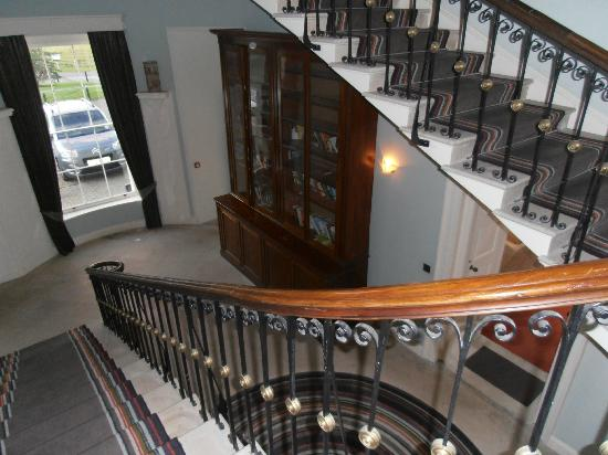 Radisson Blu Farnham Estate Hotel, Cavan: from the staircase of old house
