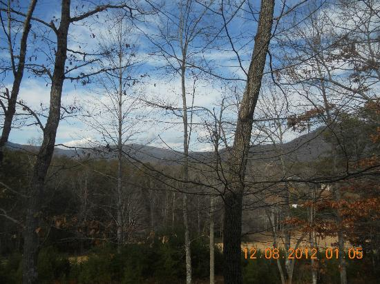 Wyndham Resort at Fairfield Mountains: View from Balcony