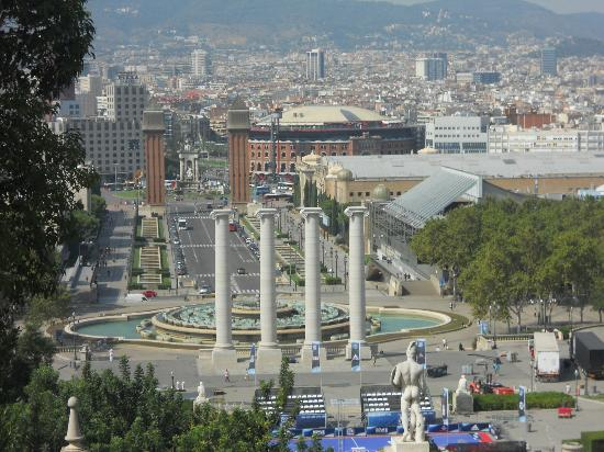 Via Vespa Rent a scooter : La ciudad de barcelona