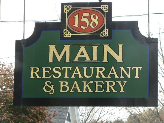 158 Main Restaurant & Bakery: Always a favorite...