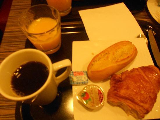 Hotel Amarys Simart: La nostra colazione! buona e abbondante
