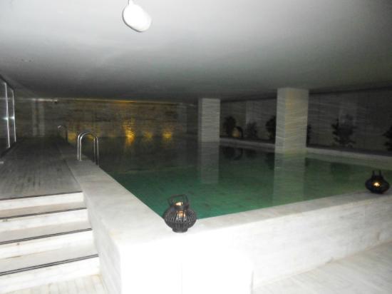 Altis Belém Hotel & Spa: La piscine