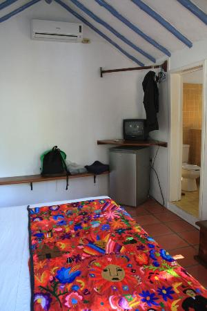 Tamarindo Bed and Breakfast: My lovely room
