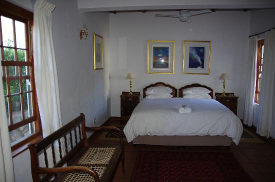 De Bergkant Lodge: Schlafzimmer-Hälfte