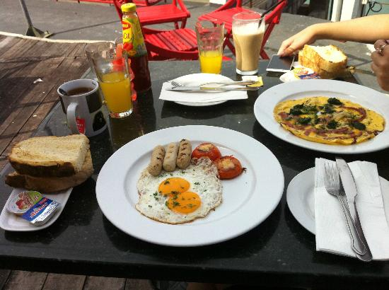 Tubotel : our delicious breakfast