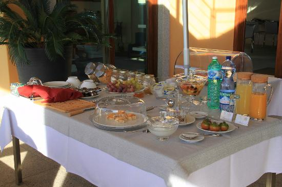 Relais Abaton, Exclusive B&B: Breakfast
