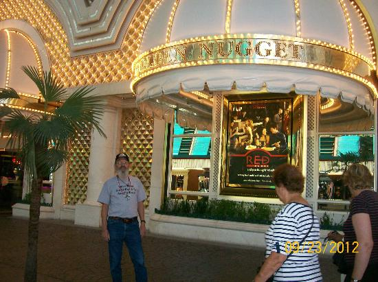 Golden Nugget Hotel: Hotel
