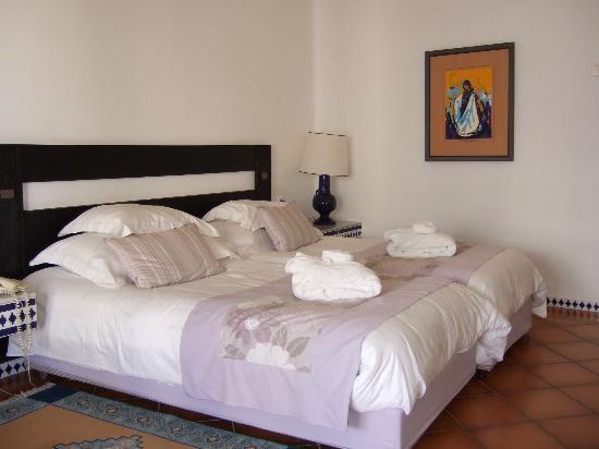 Hotel Riu Tikida Beach: Chambre sapcieuse