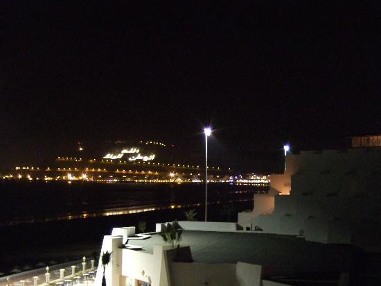 Hotel Riu Tikida Beach: Vue de le colline D'AGADIR