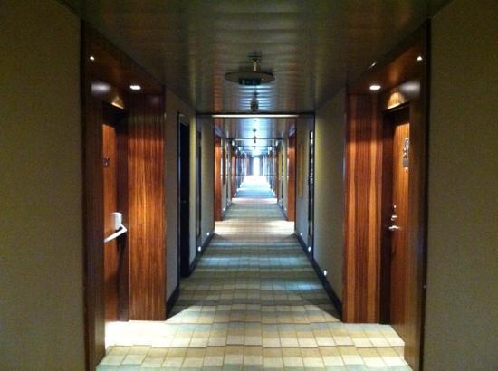 Corridor Of Guest Room Floor Picture Of Radisson Blu