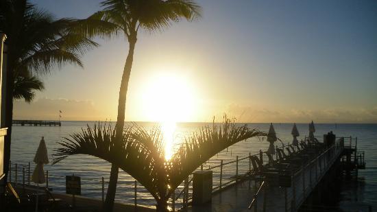 Southernmost Beach Resort: Sunrise Friday 12/7/12