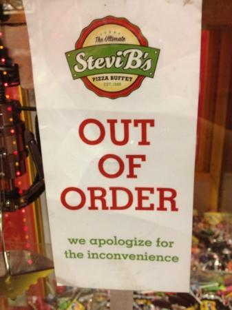 Stevi B's Pizza